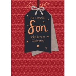 Christmas Card (Single) - Son