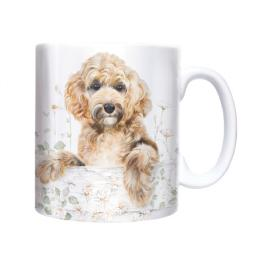 Straight Sided Mug - Cockapoo