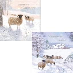 Luxury Christmas Card Pack - Winter Wonderland