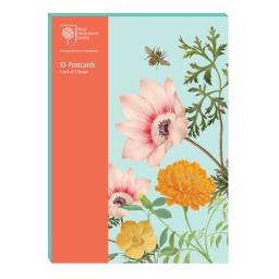 RHS Stationery - Postcard Wallet