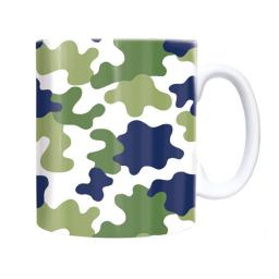 Straight Sided Mug - Help For Heroes 'Camouflage'