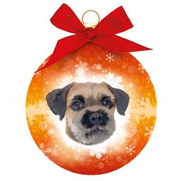 Baubles - Border Terrier