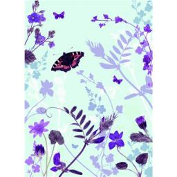 Marie Curie Card (Range 1) - Tortoiseshell Butterfly