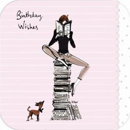 Izak Card - Bookworm