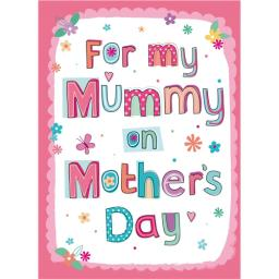 Mother's Day Card - Cute Mother's Day