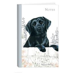 Pollyanna Pickering Stationery - Hardcover Notebook (A6 - Labrador)