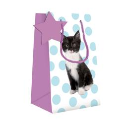 Gift Bag (Small) - Cute Kitten