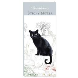 Pollyanna Pickering Stationery - Mini Sticky Notes Selection (Cat)