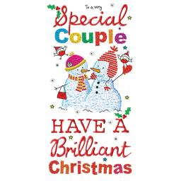 Christmas Card (Single) - Special Couple