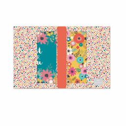 Bohemia Stationery - A6 Notecard Pack - Flowers
