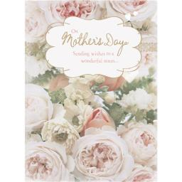 Mother's Day Card - Roses