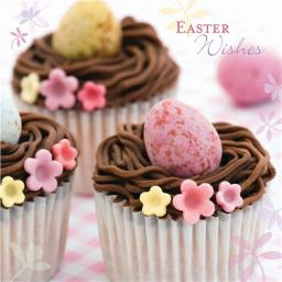 Easter Card Pack - Easter Cupcakes
