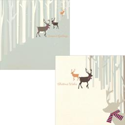 Help For Heroes Christmas Card Pack (Luxury) - Christmas Gathering