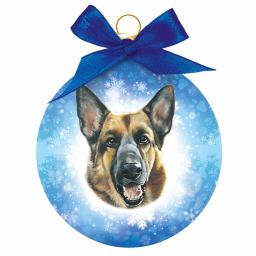 Baubles - German Shepherd