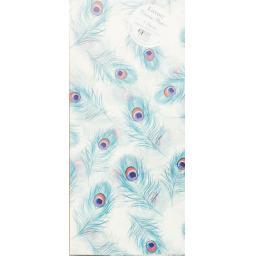 Tissue Pack - Peacock
