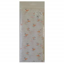 Christmas Tissue Paper Pack - Snowman