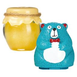 Woodland Bear Lip Balm/Honey Pot