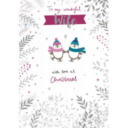 Christmas Card (Single) - Wife