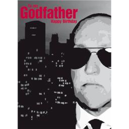 Family Circle Card - The Godfather (Godfather)