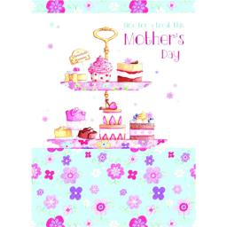 Mother's Day Card - Mothers Day Treat
