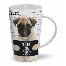 Latte Mug - Dog House