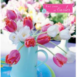 Easter Card Pack - Tulips