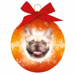 Baubles - French Bulldog