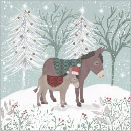 Charity Christmas Card Pack - Christmas Cuddles