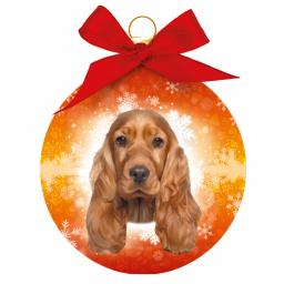 Baubles - English Cocker Spaniel