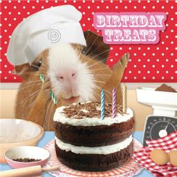 Crazy Crew Card - Birthday Treats (Birthday)