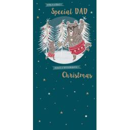 Christmas Card (Single) - Dad