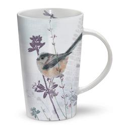Latte Mug - RSPB Long Tailed Tit