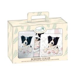 Tea Time Gift Set - Border Collie