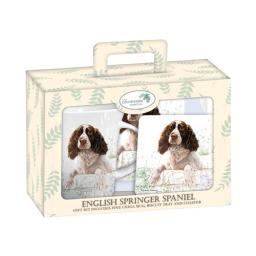 Tea Time Gift Set - English Springer Spaniel