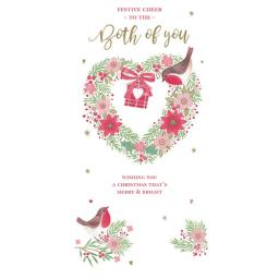 Christmas Card (Single) - Both Of You - Robins