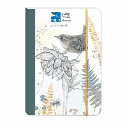 RSPB - Notepad (Wren)