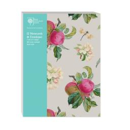 RHS Stationery - Notecard Pack - Apples