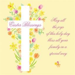 Easter Card Pack - Cross