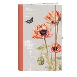 RHS Stationery - A5 Fabric Notebook