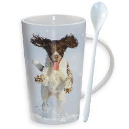 Chocolatte Mugs - Dashing
