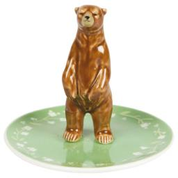 Bruno Bear Trinket Dish