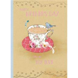 Mother's Day Card - Cup Of Tea