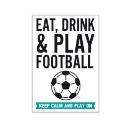 Fridge Magnet - Football