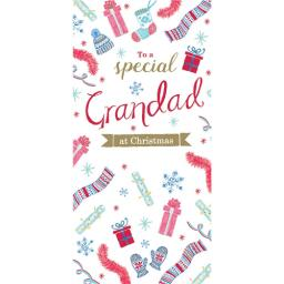 Christmas Card (Single) - Grandad