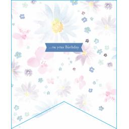 Birthday Treats Card Collection - Dragonflies