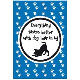 Fridge Magnet - Dog Hair