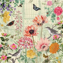 Square Jigsaw - RHS - Botanical Blooms
