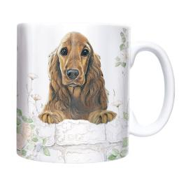 Straight Sided Mug - English Cocker Spaniel
