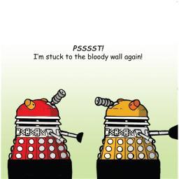 Twizler Card - Dalek