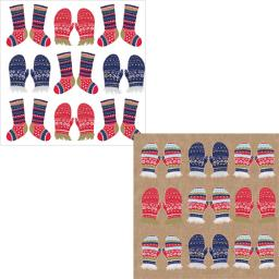Help For Heroes Christmas Card Pack (Luxury) - Winter Warmers